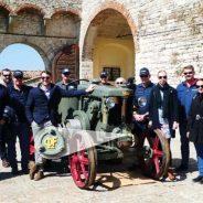 Landini Dealers Get Behind the Scenes in Italy